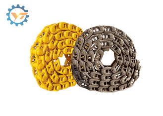 High Heat Treatment Track Chain Link 12-18 Month Warranty For D4H Bulldozer