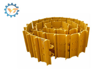 Bulldozer Undercarriage Track Chain Group D20 D3C D4H Oil Track Link Assy