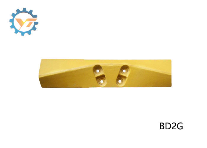 D3C Bulldozer Dozer Track Shoes High Strength For Track Undercarriage System